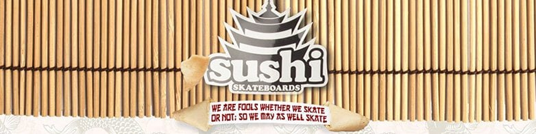 Outils  -  Sushi Skateboards