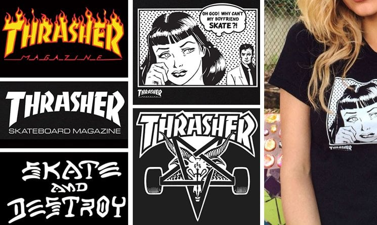Thrasher Clothing