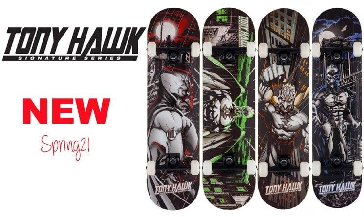 Tony Hawk Signatures Shop