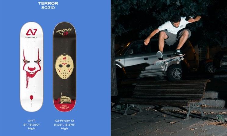 Hydroponic Skate Shop
