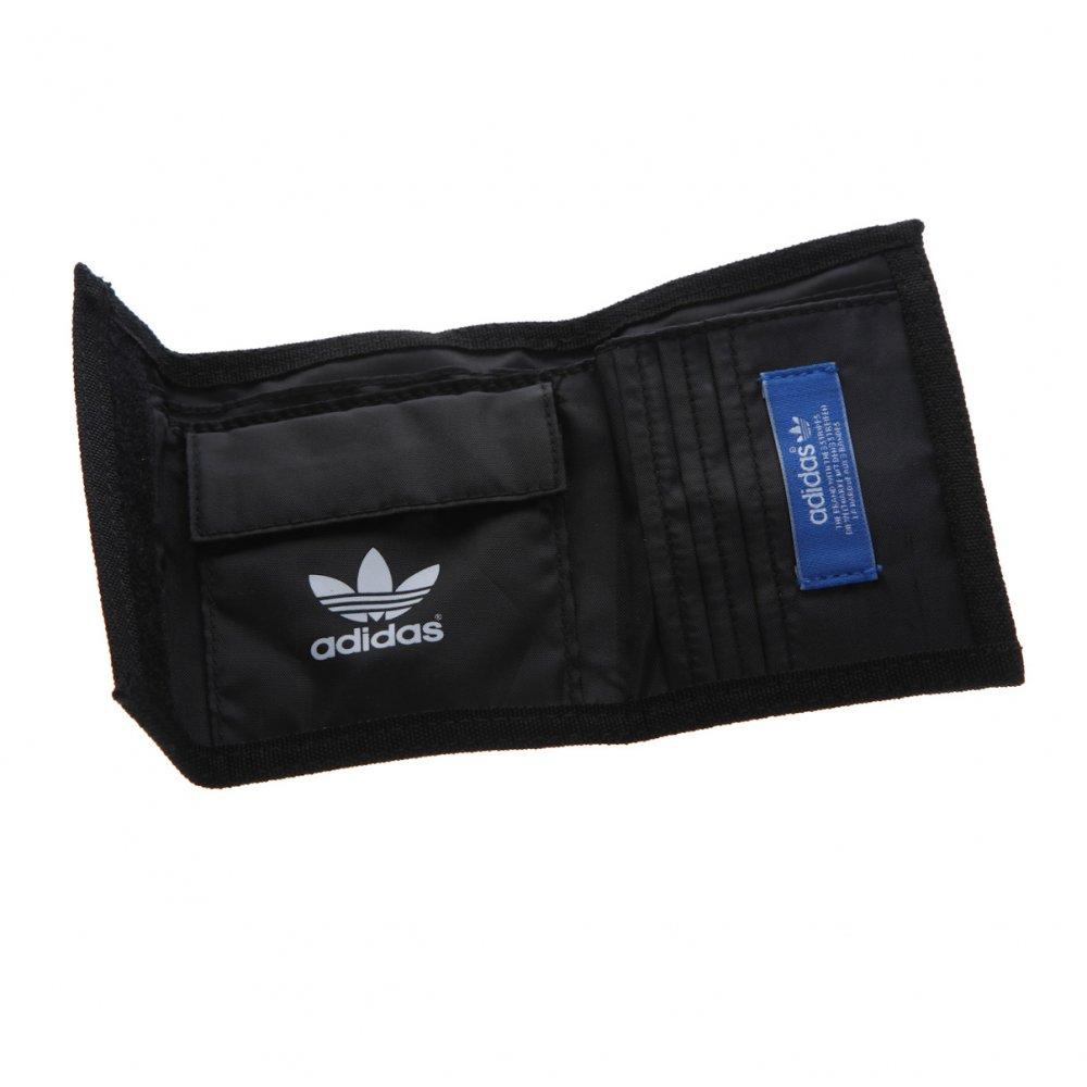 ... Portefeuille Adidas Originals: AC Con BK. ‹