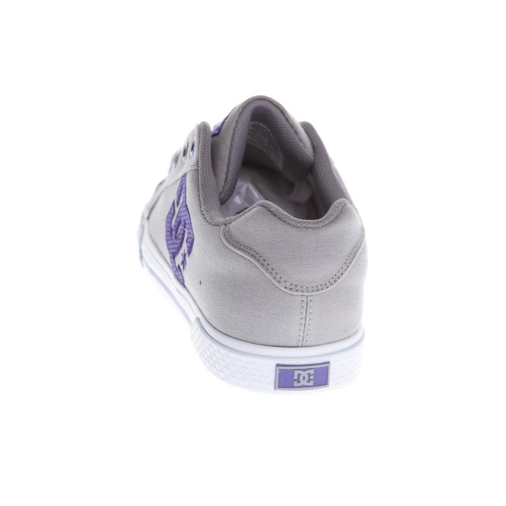 Basket Femme DC Shoes: Chelsea TX GR   Achat Venta online