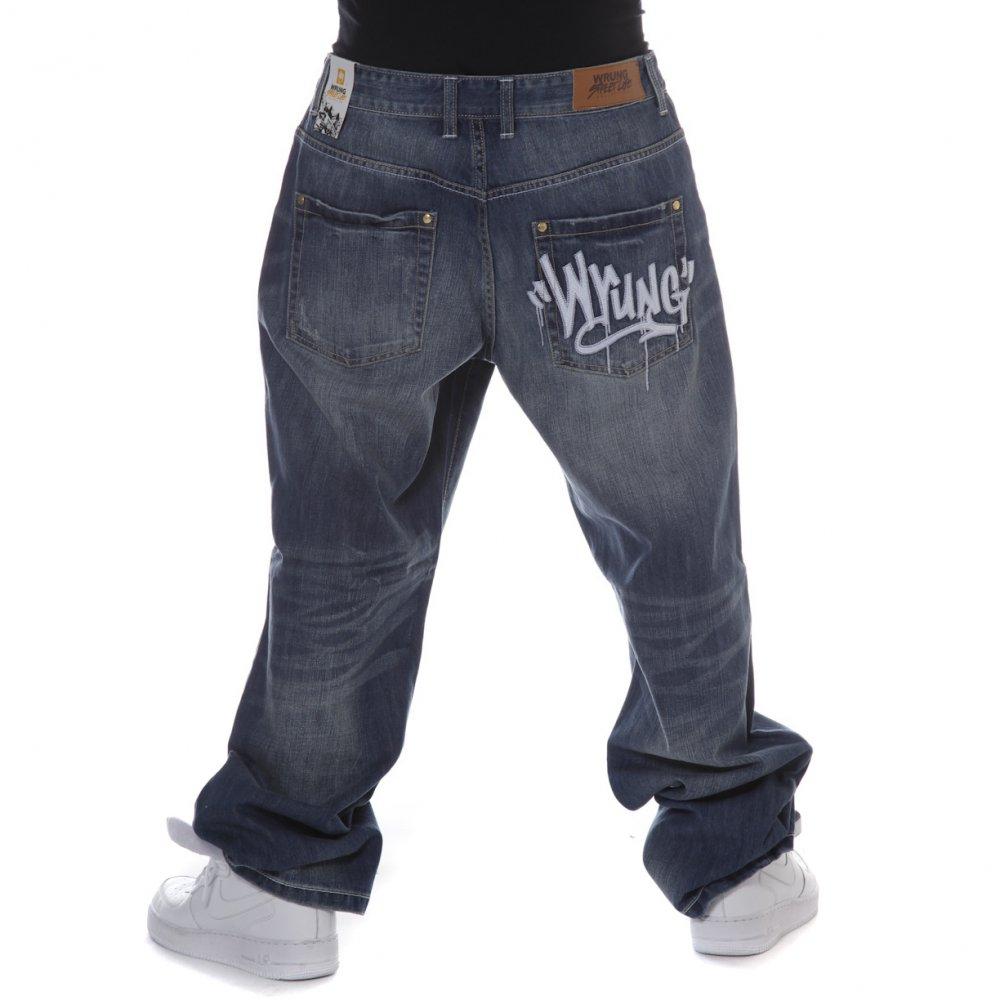 Magasin Online Signature NvAchat WrungBaggy Pantalon Venta Ifvby7gY6m