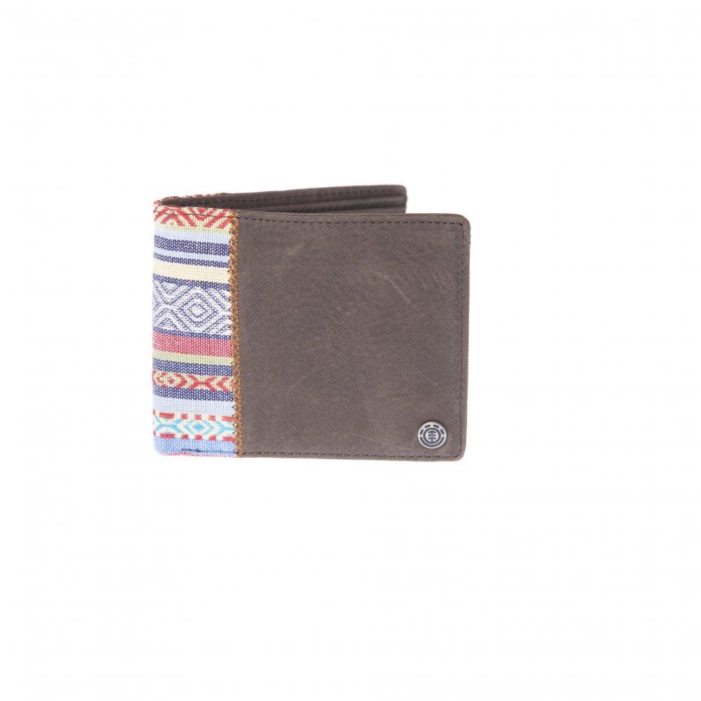 super populaire db5d8 dbb0b Portefeuille Element: Bannock Wallet Brown BR