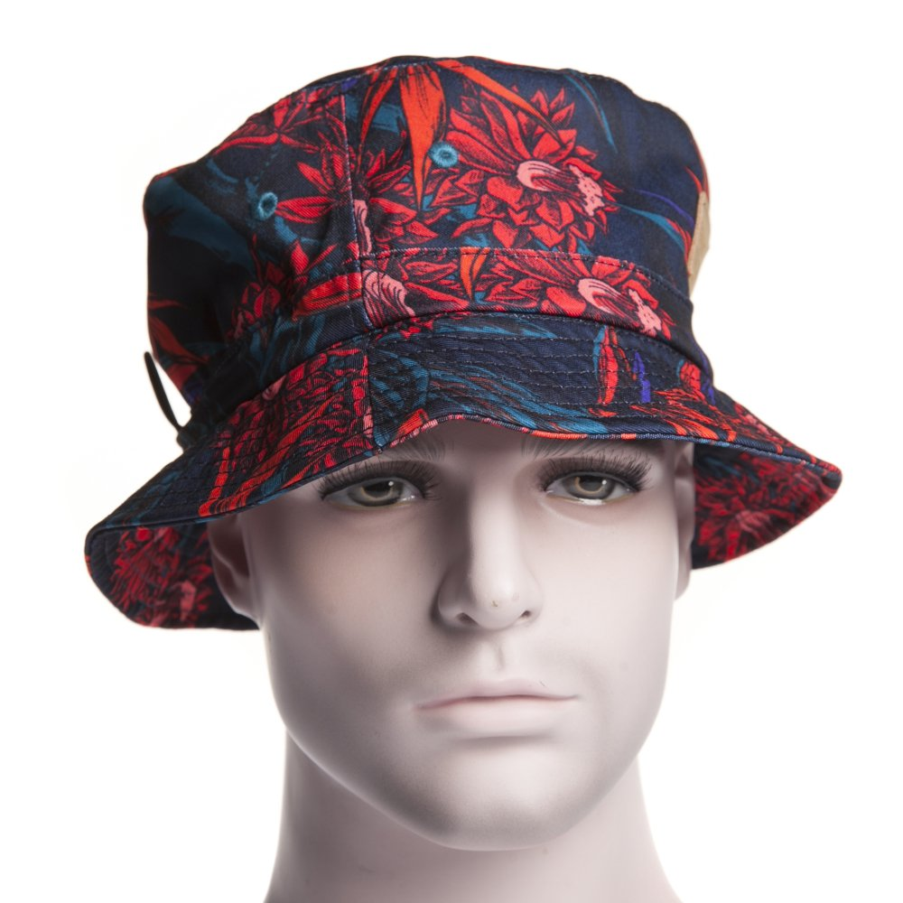 ... Chapeu Element  Sketch Floral Lush Hat MC ... 4478a47a900