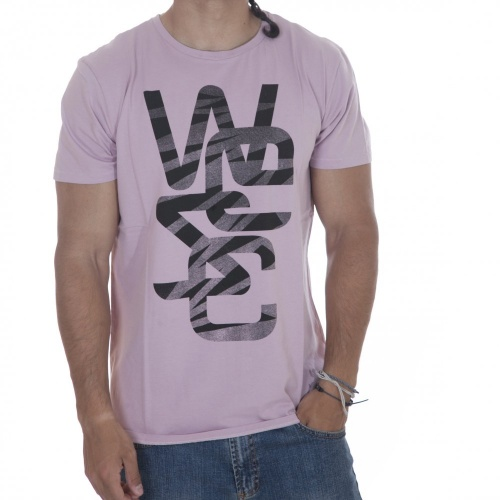 T-Shirt Wesc: Overlay Destroyed Colour PK