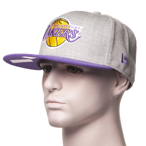 Casquette New Era: 559Fifty Heather Pop L.A. Lakers GR/PP