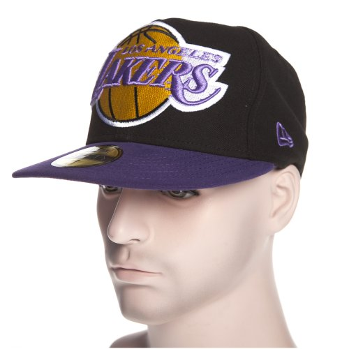 Casquette New Era: Mighty 2 Tone Los Angeles Lakers BK/PP