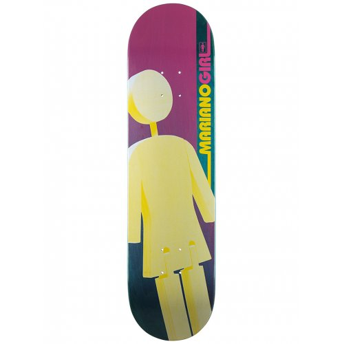 Planche Girl: Mariano Shape Up 8.125