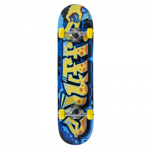 Skate Complet Enuff: Graffiti II Yellow 7.75