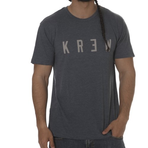 T-Shirt Krew: Locker Dark Teal Heather GR