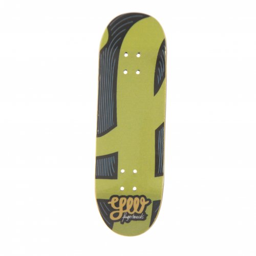 Planche Fingerboards Yellowood: YW Green