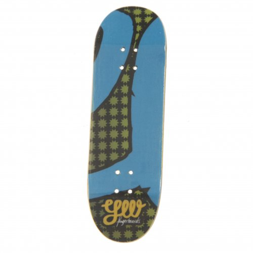 Planche Fingerboards Yellowood: YW Blue