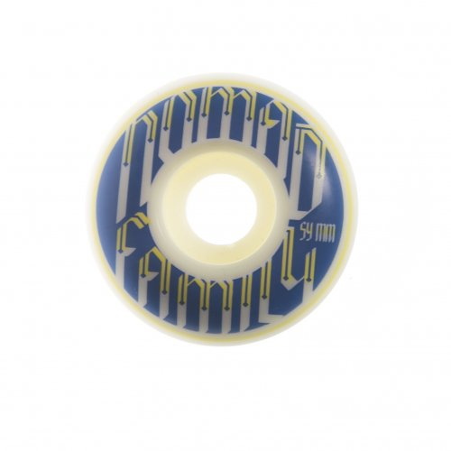 Roues Nomad: Grown Blue (54 mm)