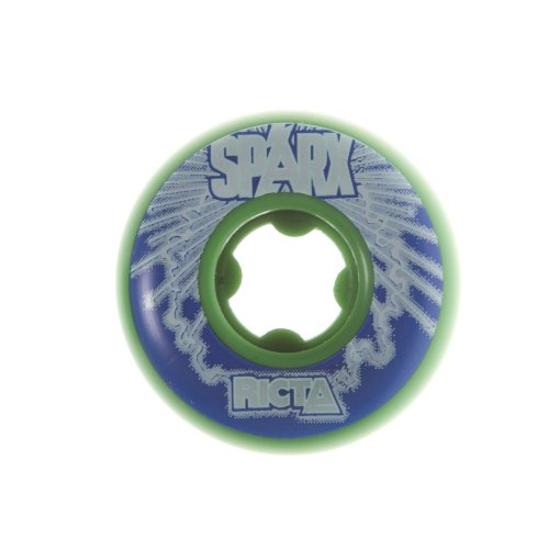 Roues Ricta: Sparx Shockwaves Green (52 mm)
