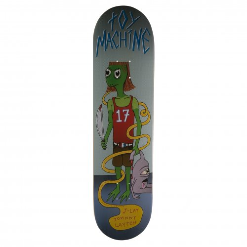 Planche Toy Machine: Layton Ginger Mullet 8