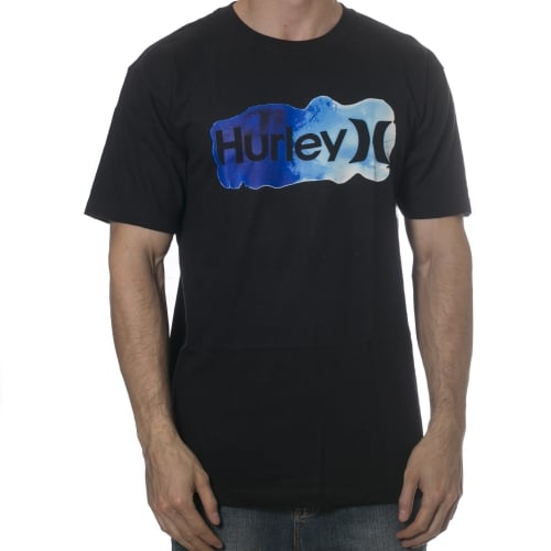 T-Shirt Hurley: One & Only Tint BK
