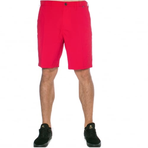"Short Hurley: Dri-Fit Chino 19"" RD"