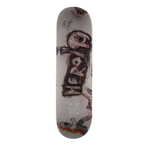 Planche Heroin Skateboards: CC Enemy 8.5
