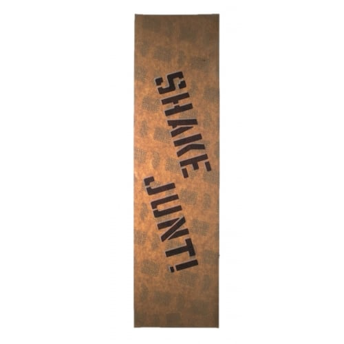 Grip Shake Junt: Grip Tape Sheet Clear
