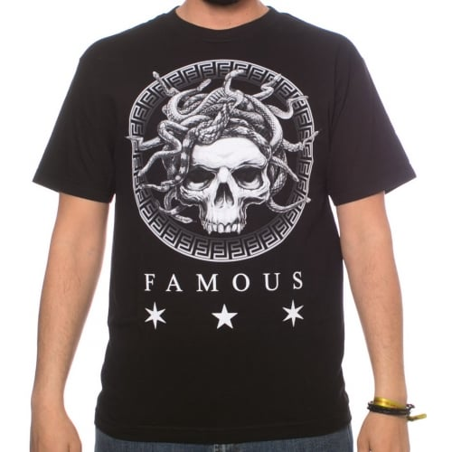 T-Shirt Famous Stars And Straps: Onlooker BK