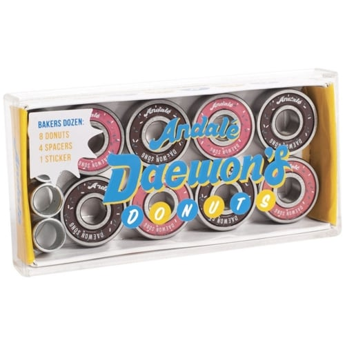 Roulements Andale: Daewon Song Donut Box