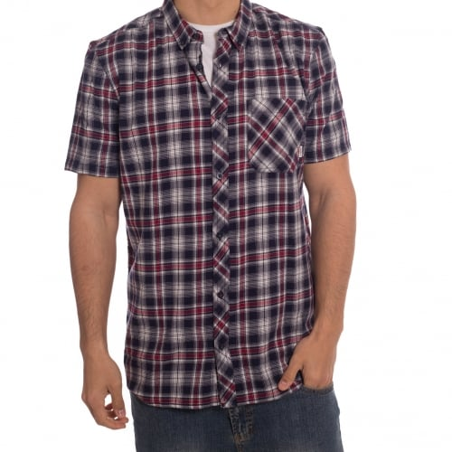 Chemise Element: Indigo Buffalo SS NV