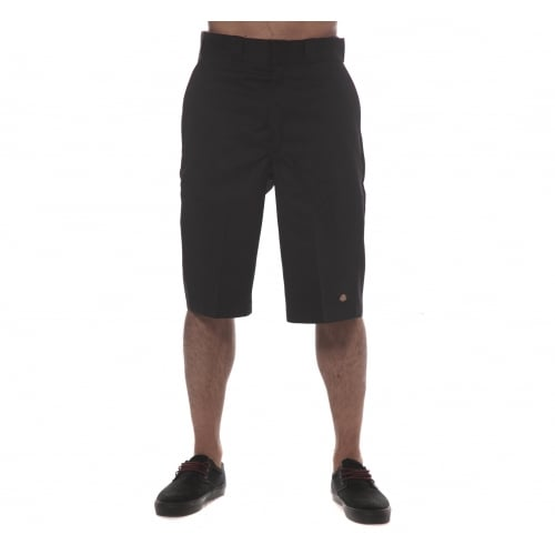 "Short Dickies: 13"" Mlti Pkt W/Srt Black BK"