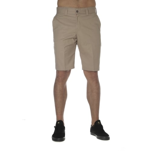 Short Dickies: Industrial Wk Short Desert Sand BG