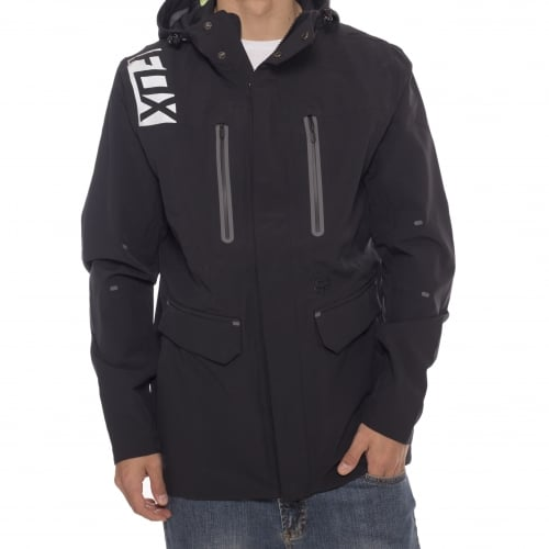 Veste Fox Racing: Flexair Jacket BK