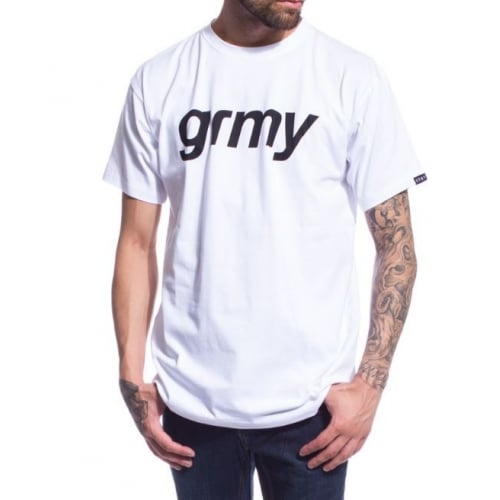 T-Shirt Grimey: The Lucy Pearl Tee WH