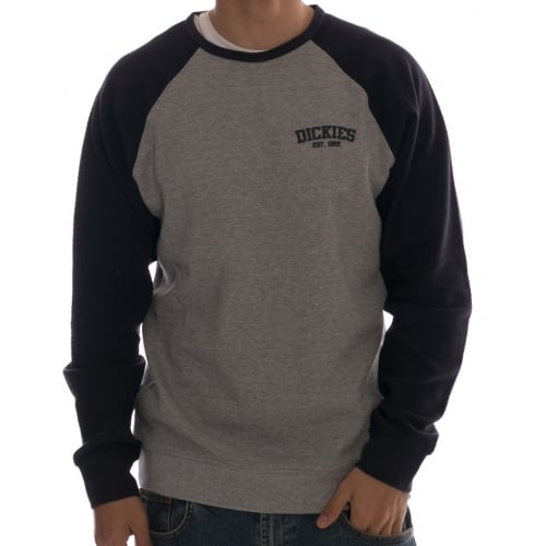 Sweatshirt Dickies: Hickory Ridge GR/NV