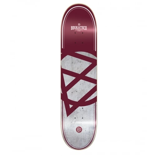 Planche BDSkateCO: OG Logo Ground Series: Concrete 8.375