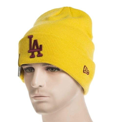 Bonnet New Era: MLB Seasonal Cuff LA Dodgers YL