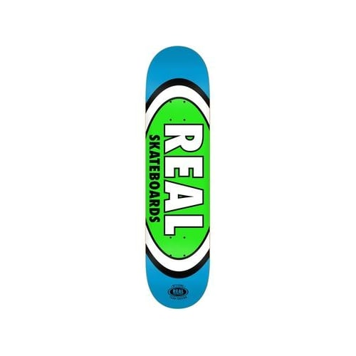 Planche Real: Team Oval 3 Mini 7.75
