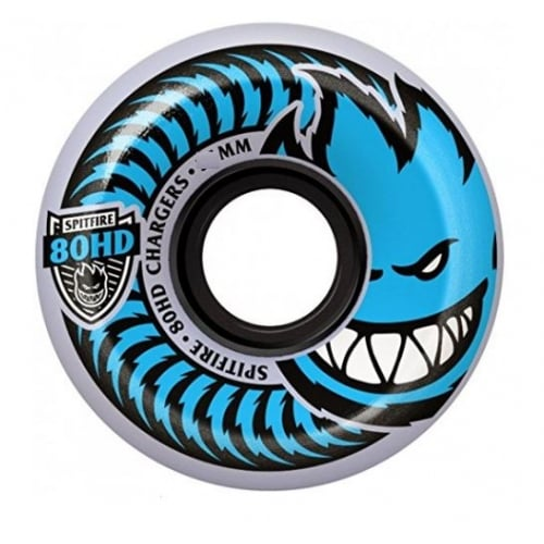 Roues Spitfire:  80HD Charger CNCL Org (54 mm)