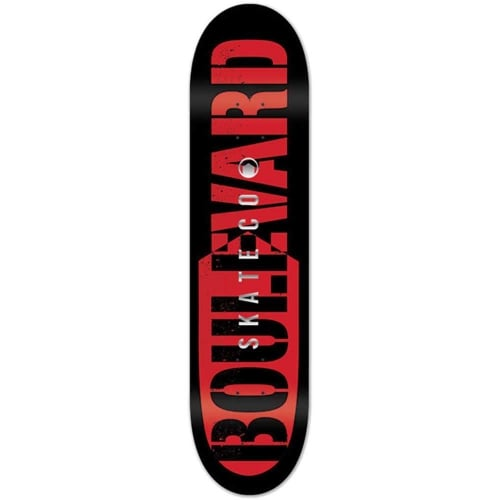 Planche Boulevard: Bold Foil Red 8.0