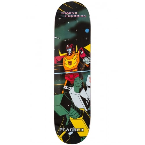 Planche Primitive: Transformers _ Brian Peacock 'Hot Rod' Multi 8.0