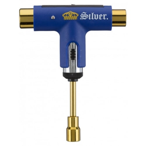 Outil Silver: Lager Tool Blue/Yellow
