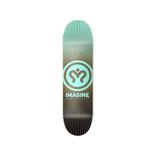 Planche Imagine Skateboards: Sunrise 8.7