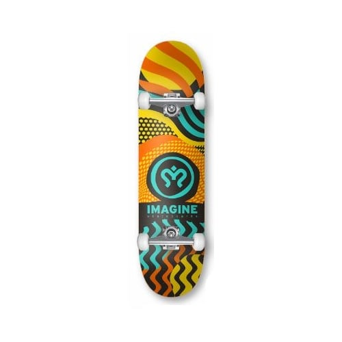 Skate Complet Imagine Skateboards: Pop 8