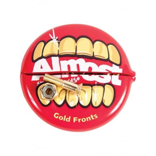 Vis Almost: Nuts & Bolts in Your Mouth Allen 1""