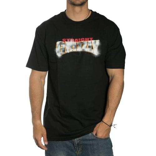 T-Shirt Grizzly: Straight Grizzly BK