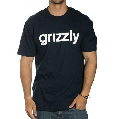 T-Shirt Grizzly: Lowercase NV