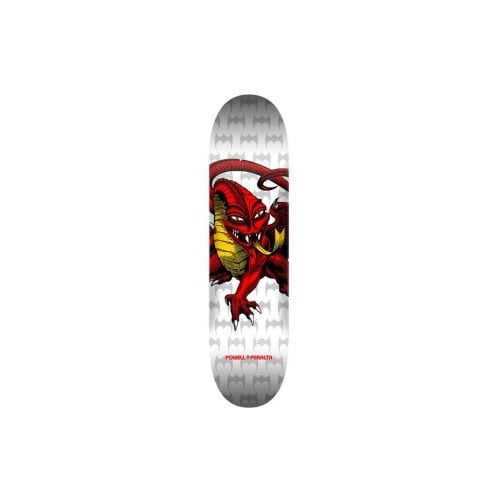 Planche Powell Peralta: Cab Dragon WH/Red One Off 112 7.75