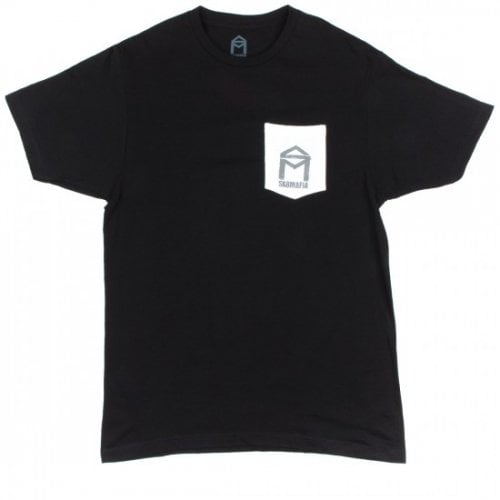 T-Shirt Sk8 Mafia: Detention Pocket Tee BK