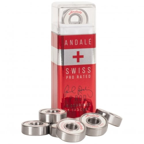 Roulements Andale: Paul Rodriguez Swiss Pen Box Pro Rated Bearing