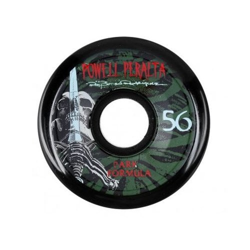 Roues Powell Peralta: Ray Rod Skull & Sword P.F.  (56 mm)