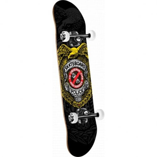 Skate Complet Powell Peralta: Police Assembly 8.0