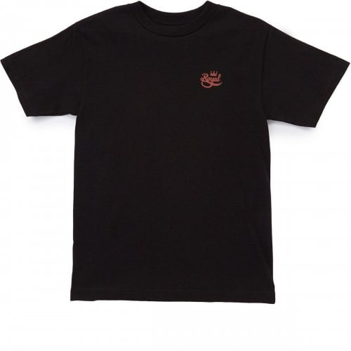 T-Shirt Royal: Script Standard BK